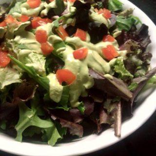 Tahini-Dill Salad Dressing