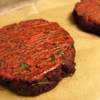 Beet This Burger