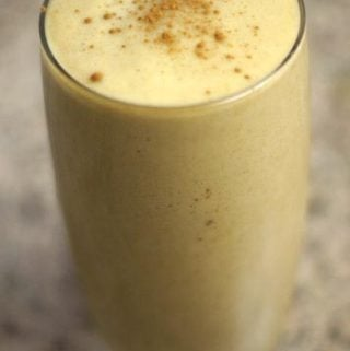 Frozen Green Chai Latte
