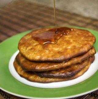 Paleo Pancakes (Grain-Free)