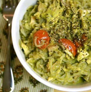Oil-Free Vegan Pesto