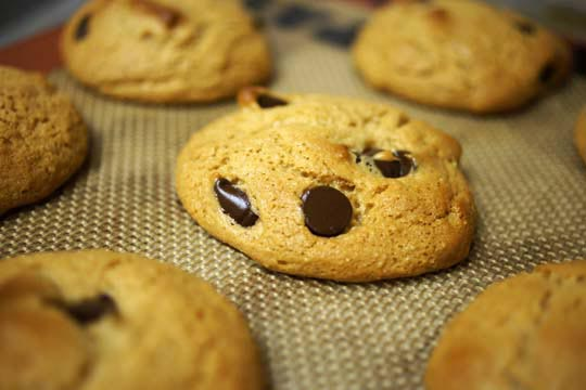healthy peanut butter cookie recipe