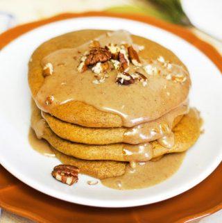 Pumpkin Pancakes (Grain-Free)