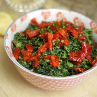 5-Minute Massaged Kale Salad