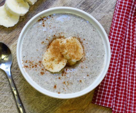 Vanilla Chia Pudding (Vegan) | Detoxinista