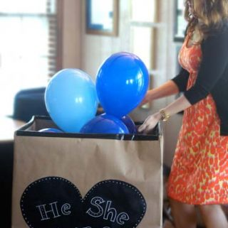 Baby Shower & Reveal