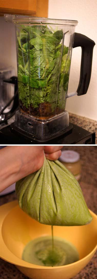 make green milk