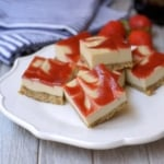 strawberry-cheesecake-bars