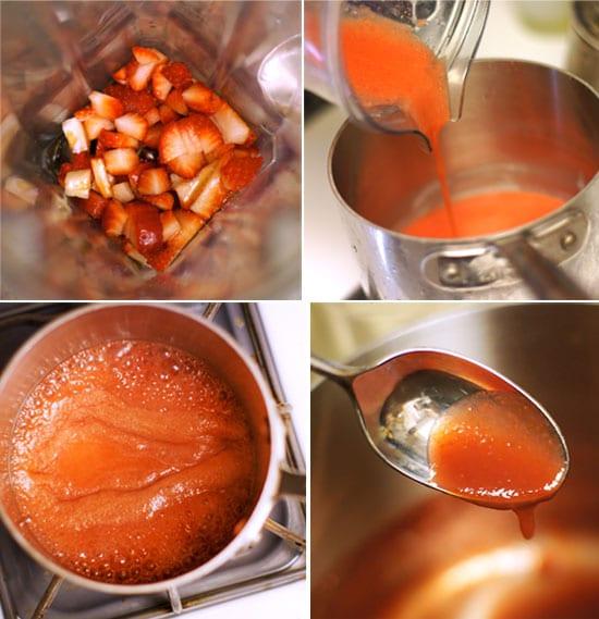 strawberry-sauce