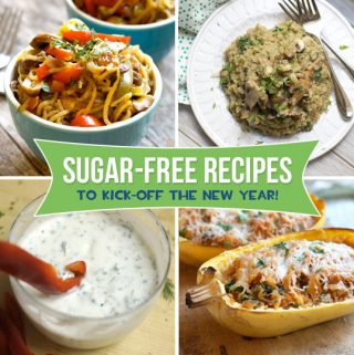 Sugar-Free Recipes for the New Year