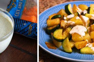What I Ate: Dairy-Free Meal Ideas