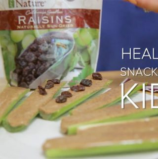 Easy Healthy Snacks for Kids