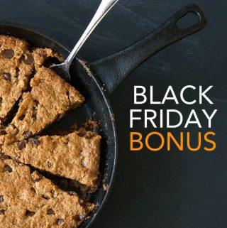 Black Friday Cookbook Bonus