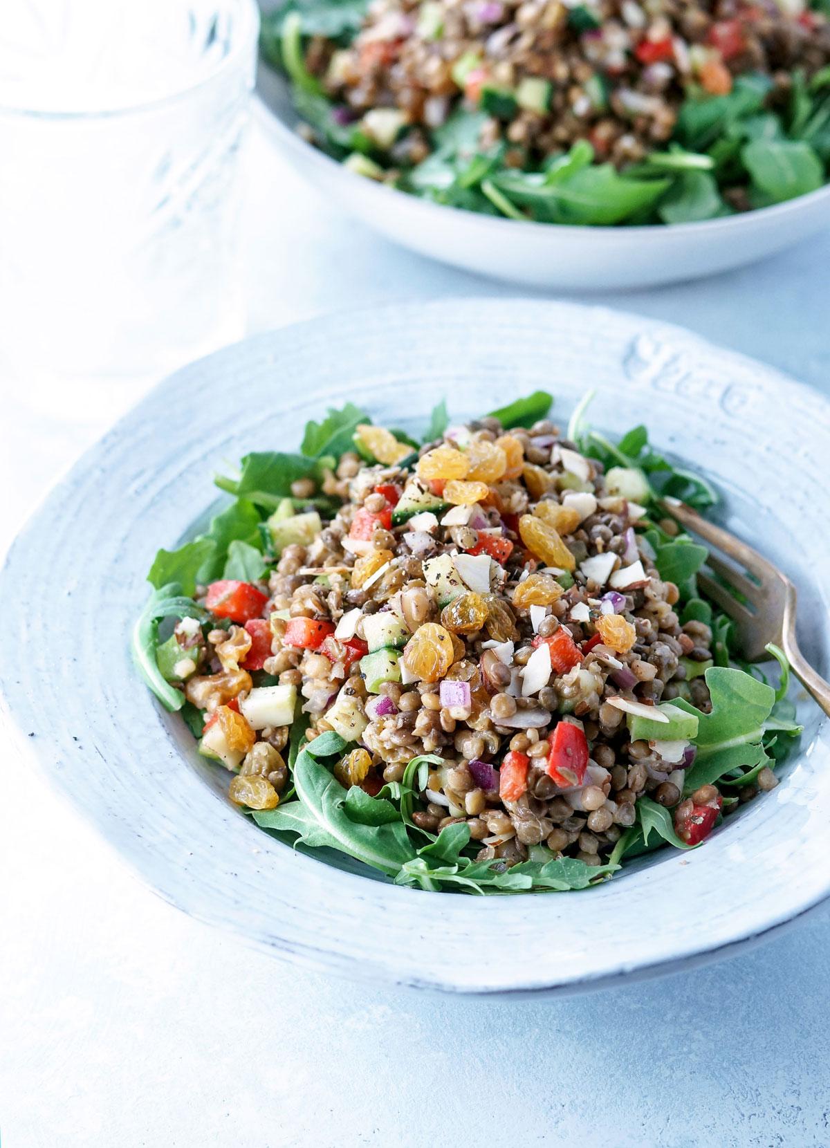 best-lentil-salad