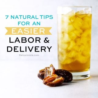 7 Natural Tips for an Easier Labor & Delivery