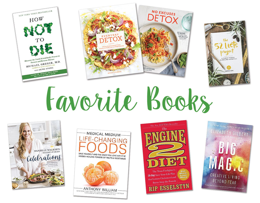 favorite book gifts