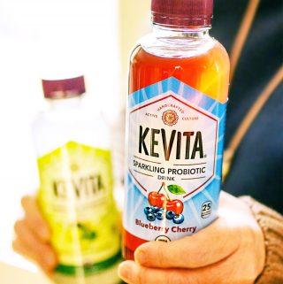 Kevita Sparkling Probiotic Drink + Giveaway