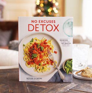 No Excuses Detox Preorder Bonus (Free Meal Plans + Workouts!)