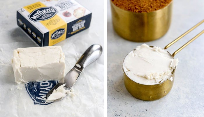 best vegan butter for no bake cookies