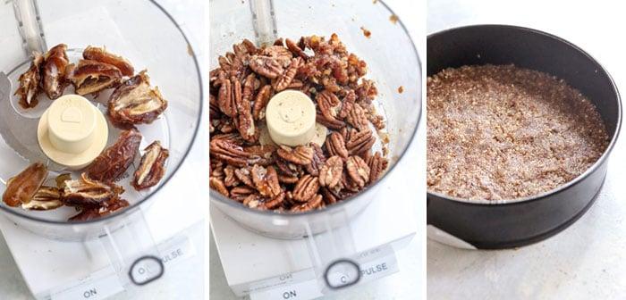 date nut crust