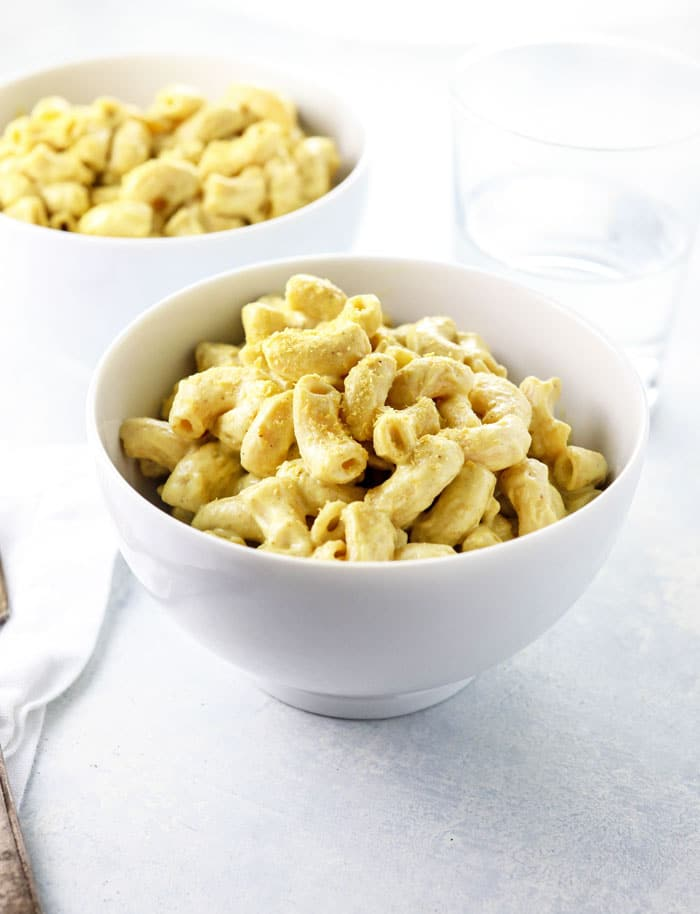 vegan mac n cheese recipe