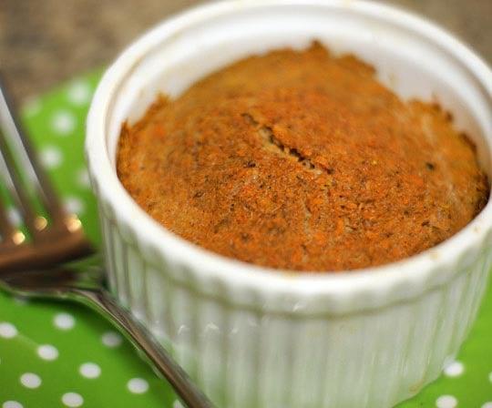 detox carrot cake