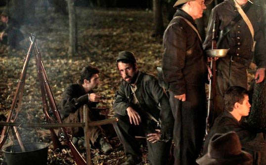 scene from hatfields and mccoys