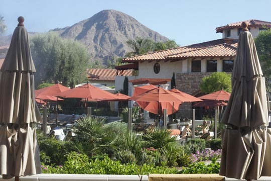 resort in palm springs