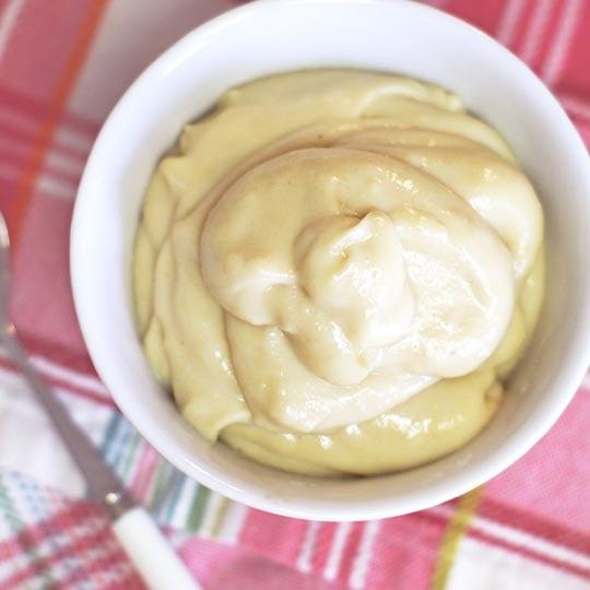 Creamy Cashew Pudding (Dairy-free)