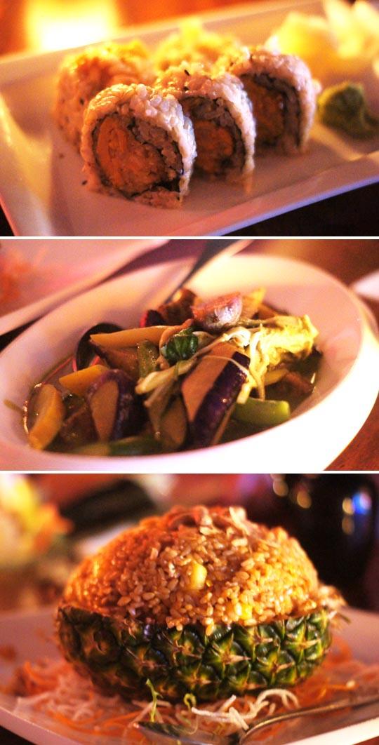 What i ate wednesday detoxinista for Amber asian cuisine rathfarnham