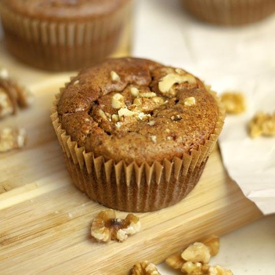 cinnamon spice muffin