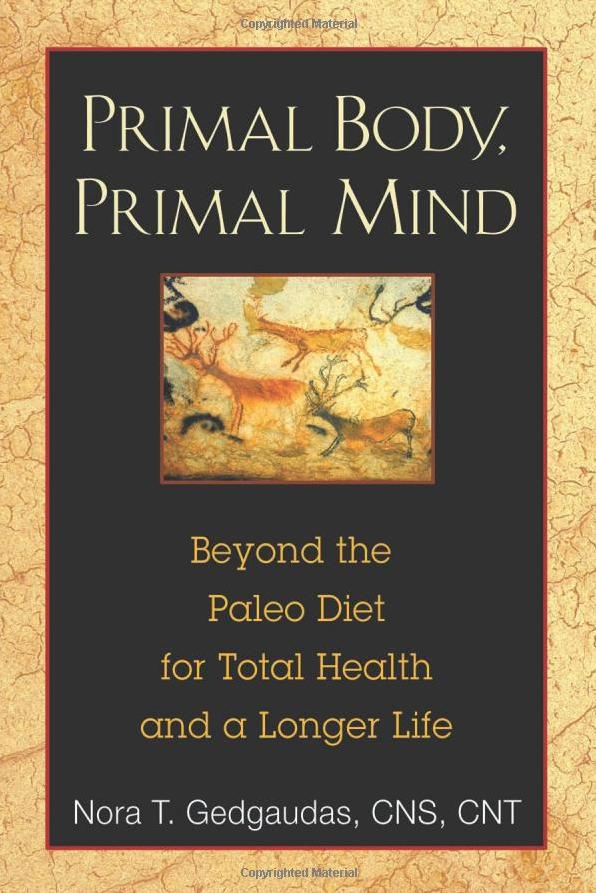 Primal Body, Primal Mind book