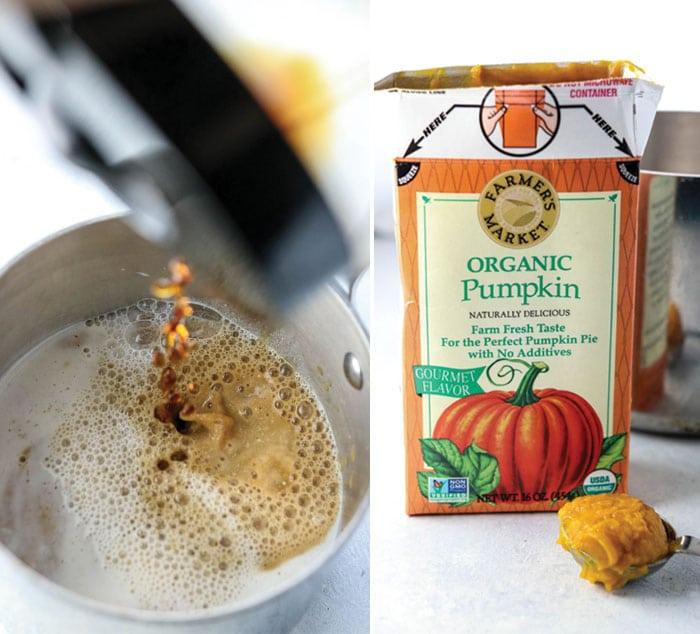 Pumpkin Spice Latte Recipe Detoxinista