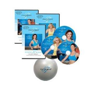 Physique 57 DVDs