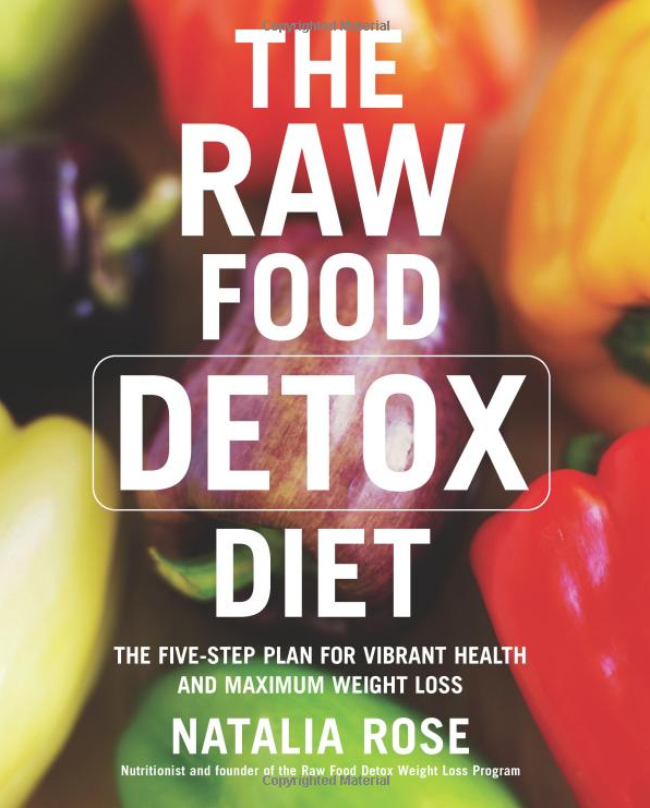 the raw food detox diet book