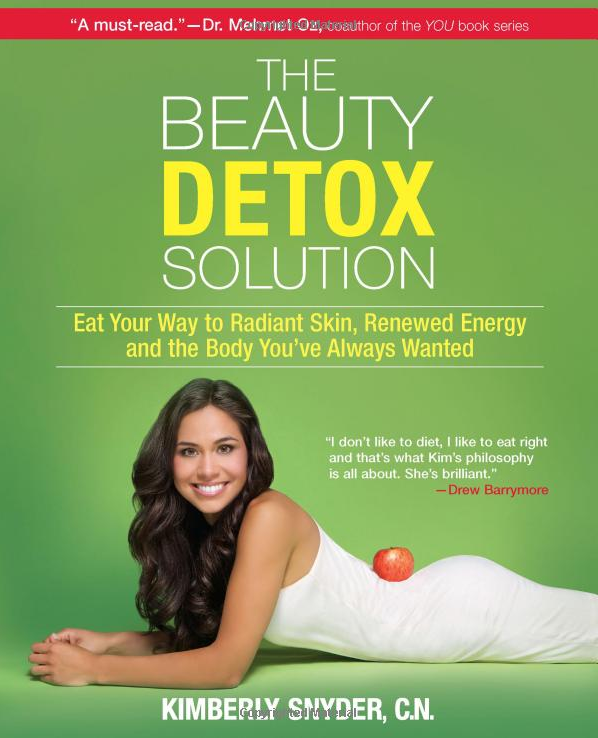 the beauty detox solution book