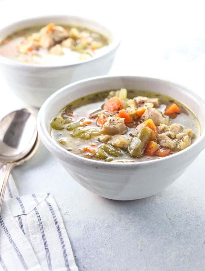 best chicken vegetable soup
