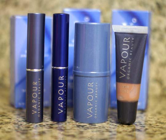 vapour cosmetics