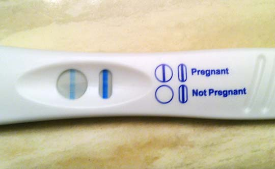 Positive pregnancy 6 days after ovulation