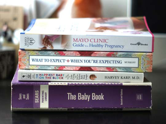 books about pregnancy