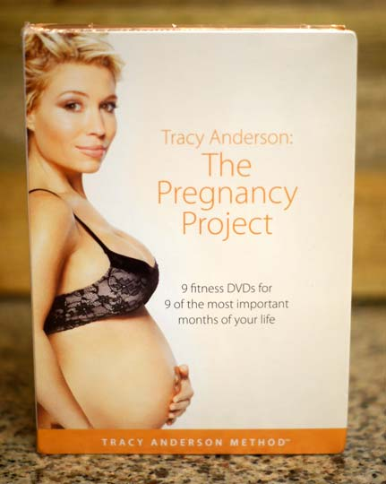 the pregnancy project dvds