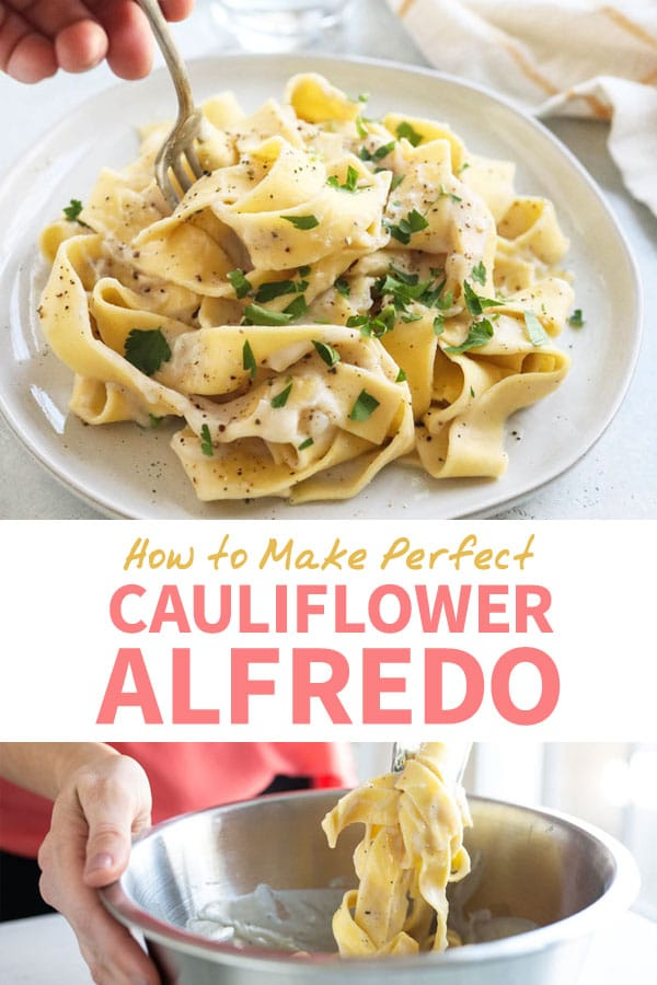 cauliflower alfredo pin