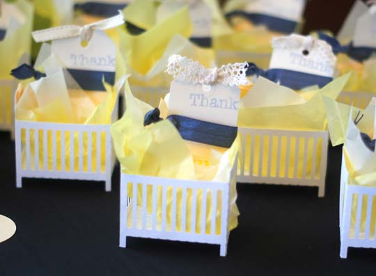 baby shower party favors