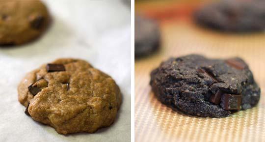 buckwheat flour cookies