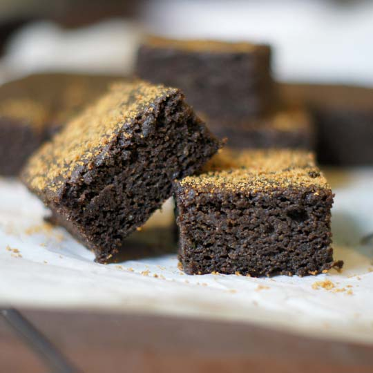 Gingerbread Bars Gluten Free Vegan