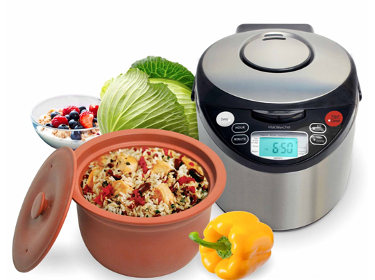 vita clay slow cooker