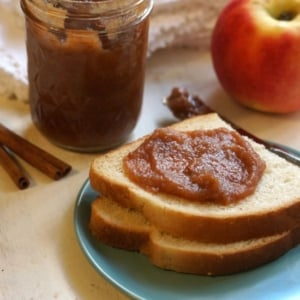 How to Make Apple Butter (No Added Sugar) | Detoxinista