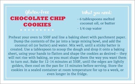Double Chocolate Chip Cookie Recipe Healthy