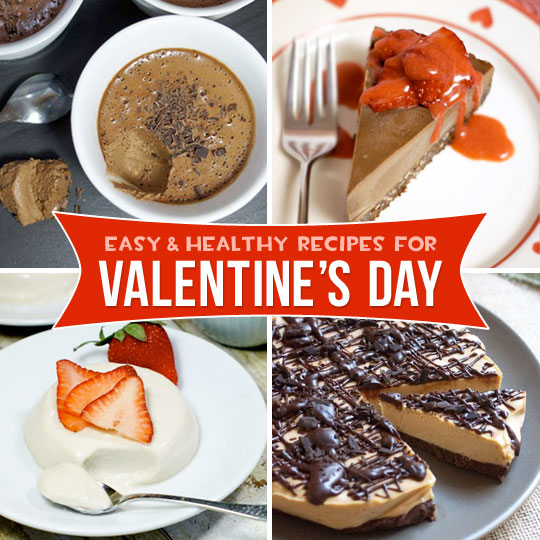 Healthy Valentine S Day Desserts Detoxinista
