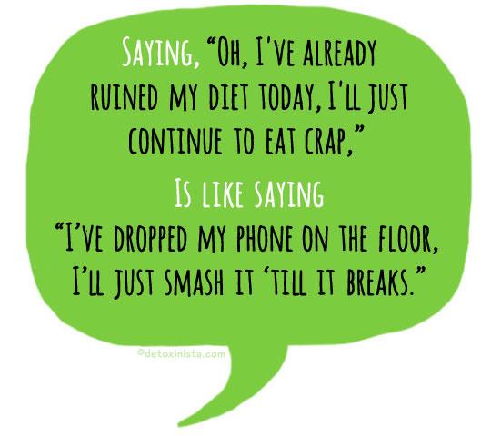 diet quote